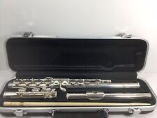 Jupiter JFL-700 Student Silver Flute With Cast JFL700 Key Of C Free Shipping!