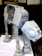 Star Wars At-At HUGE Walker Toy Hasbro 2010 Legacy Works Near Complete w speeder