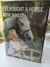 Sandi Simons I've bought a horse , Now What? DVD