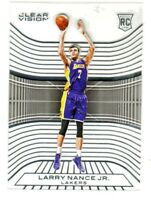 2015-16 Panini Clear Vision #109 LARRY NANCE JR RC Rookie Lakers Cavaliers