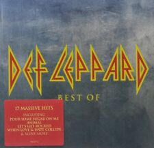 DEF LEPPARD BEST CD NEW