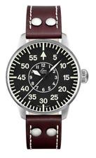 Laco ✫ Aachen 42 ✫ Flieger Type-B Dial Automatic Pilot Watch, Sapphire  #861690