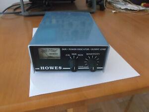 Howes,swr,pwr,dummy load meter.