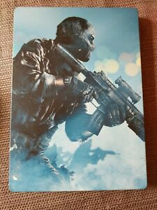 Call Of Duty Ghosts Xbox 360 Steelbook (NO GAME, CASE ONLY)