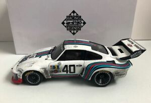 Porsche 935 Turbo Martini Finish Line Exoto 1:18 (Defekte Scheibe)
