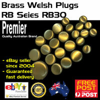 New Brass Welch Plug Set Core Freeze Plugs Kit Fits Nissan RB 25 RB26 RB30