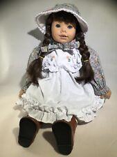 """Heidi Ott 19"""" Doll HANNAH Faithful Friends"""