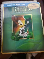 BAMBI VMB (steelbook-like) [NEW/Blu-ray + DVD] Future Shop Exclusive ** READ **