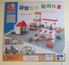 Lego brick  grey 50x50 dots baseplate  Bigger than 48x48