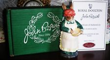 BESWICK MRS RABBIT BAKING SPECIAL EDITION ORIGINAL BOX AND IN GOOD CONDITION