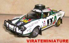 "Lancia Stratos HF Safari Rallye 1976 Sandro Munari ""alitalia"" HPI"