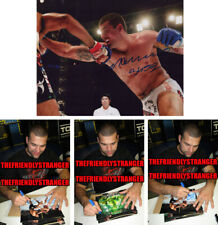 "MAURICIO ""SHOGUN"" RUA signed Autographed ""PRIDE"" 8X10 PHOTO g PROOF - UFC COA"