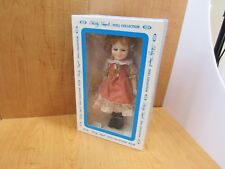 """1983 Ideal 11"""" Shirley Temple Doll Collection Suzannah of the Mounties NIB"""