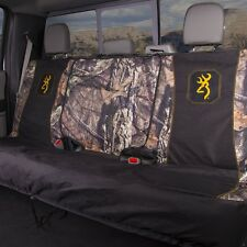 Browning Buckmark Mossy Oak Country Camo Bench Seat Cover, Universal Camouflage