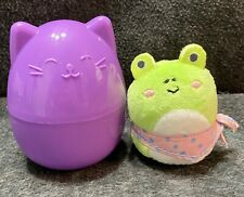 Squishmallow Squishville Minis Wendy the Frog Mystery Pack Series 1