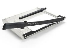 """12"""" Manual Paper Cutter Trimmer Machine Heavy Duty A4 Commercial Home"""