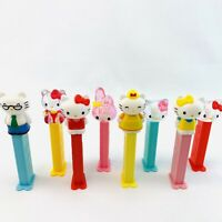 PEZ Candy Dispenser Collectible Hello Kitty Dear Daniel My Melody Lot Set Of 8
