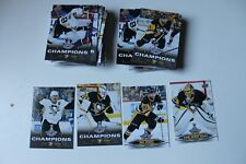 2015-16 /2016-17 PITTSBURG PENGUINS STANLEY CUP CHAMPIONS 95 CARD LOT