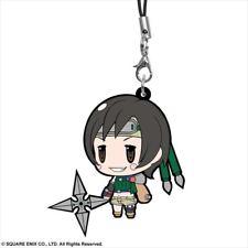 Square Enix Trading Rubber Strap Vol 8 Cellphone Charm Final Fantasy VII Yuffie