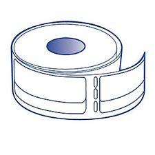 2 Rolls Dymo LabelWriter Return Address Compatible 30330 Labels 3/4x2, 500 p/r