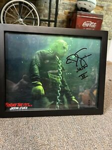 CJ Graham autograph Jason Voorhees Friday the 13th