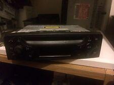 MERCEDES BECKER AUDIO 10 RADIO CD PLAYER C CLASS W203 W209 W638 CLK VITO VIANO