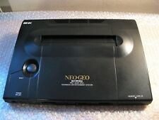 (ONLY UNIT) NEO GEO AES AEC MODEL ENGLISH CONSOLE LOW SERIAL 1st MOTHERBOARD