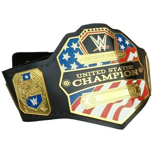 SD WWE World Wrestling Entertainment United States Champion Title Belt Replica