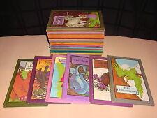 25 Stephen Cosgrove Serendipty Series Large Hardcover Book Lot Homeschool Class