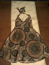 Kleid Frau Marke Lavand- Gr. S Comoda- Neu mit Etikett