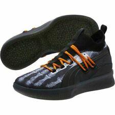 Puma Basketball Clyde Court HW Halloween Black Men Hoops Sneakers New 191895-01