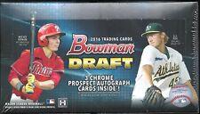 2016 Bowman Draft Factory Sealed Baseball Jumbo Box  Bo Bichette AUTO ?