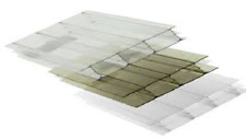 Discounted Polycarbonate Sheets - 25mm Twinwall - Clear -Width 1050- Length-2330