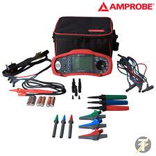 beha- AMPROBE proinstall 75-uk MULTIFUNCION Comprobador Instalación