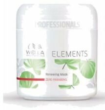 Wella Elements Zero Parabens & Zero Sulfates  Treatment