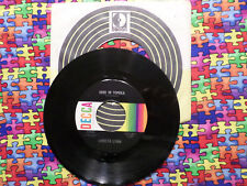45 RPM: Loretta Lynn Here in Topeka DECCA 32900 VG++ DECCA Sleeve