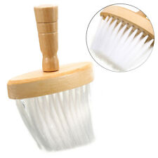 Salon Wood Neck Duster Clean Brush For Barbers Hair Cutting Hairdressing Stylist