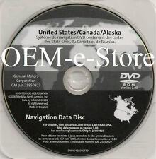 Only 2007 2008 2009 Cadillac SRX DENSO GPS Navigation OEM DVD Map U.S Canada