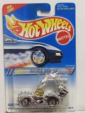 HOT WHEELS 1994 SILVER SERIES RODZILLA #323  W/ UH  WHEELS