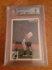 1994-95 Upper Deck Collector's Choice Baseball Michael Jordan #23 BGS 9 Mint
