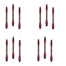 12 Dart Alu-Schäfte ALS5  Länge 47 mm