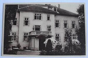 AK TRENCIN-TEPLITZ, Villa Pension Skt. Salvator, Ansicht vom Garten