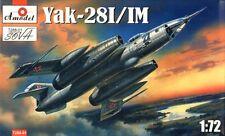 Amodel 1/72 Yakovlev Yak-28I / IM # 72088-1