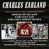 Charles Earland - Coming To You Live / Earland's Jam / Earland's Stree (NEW 2CD)