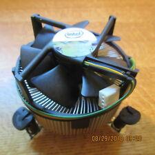 **NEW** Intel D60188-001 Socket LGA775 Copper Core CPU Heat Sink and Fan