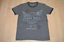 T Shirt  Hard Rock Cafe Amsterdam Kurzarm  Gr S / 48  für Herren