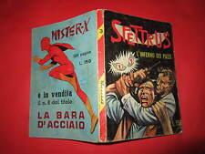 SPETTRUS NUMERO 3 L'INFERNO DEI PAZZI MAGGIO 1965 EDIZIONI CERVINIA