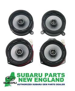Genuine OEM Subaru Kicker Upgraded Speakers H631SFJ001 **FIRESALE**