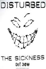 DISTURBED POSTER THE SICKNESS WEISS