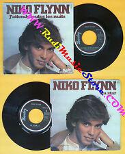 LP 45 7'' NIKO FLYNN J'attends toutes les nuits La star 1978 no*cd mc dvd vhs